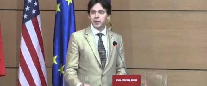 Në Vlorë vijon konsultimi publik për çështjet e edukimit ligjor dhe profesioneve të lira Pjesa 2